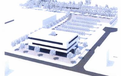 """Geschützt: Projektbeginn Neubau:                                    """"Hochmoderner Laborkomplex soll Versorgung der                                                                   Region für die Zukunft sichern"""""""